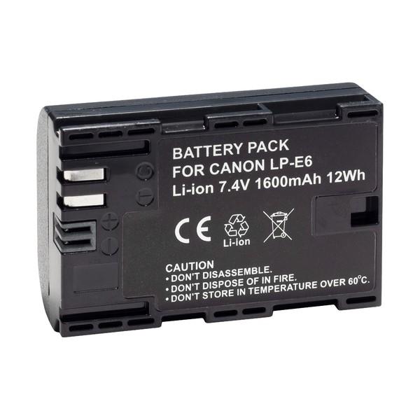 Аккумулятор Prolike PR-LPE6 1600mAh