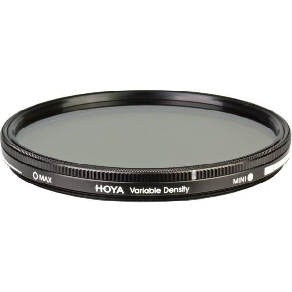 Нейтрально серый фильтр Hoya Variable Density ND (4-400) 55mm
