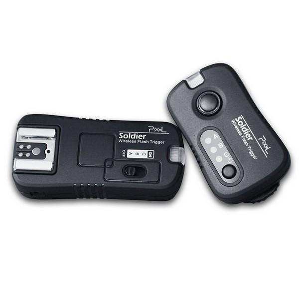 Радиосинхронизатор Pixel Soldier TF-371 для Canon