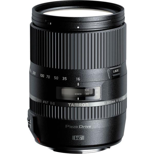 Tamron AF 16-300mm F/3.5-6.3 Di II VC PZD Macro Canon EF