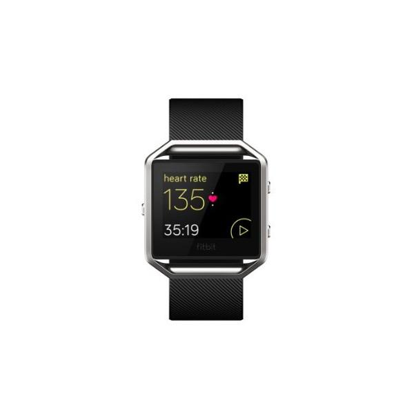 Умные часы Fitbit Blaze Small Black