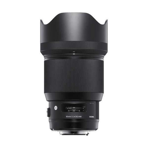 Sigma 85mm F1.4 DG HSM Art Nikon F