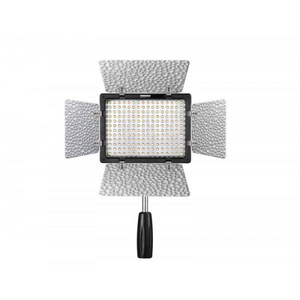 Накамерный свет светодиодный Yongnuo YN-160 III LED 3200-5500K