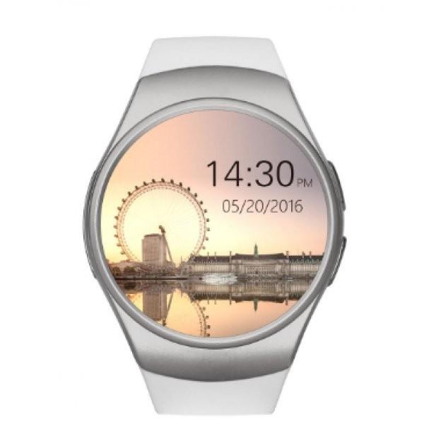 Умные часы KingWear KW18, белые