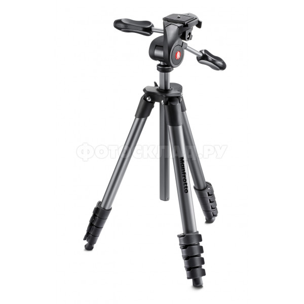 ������ Manfrotto Compact Advanced ����������� ����� (� 3D �������) ������