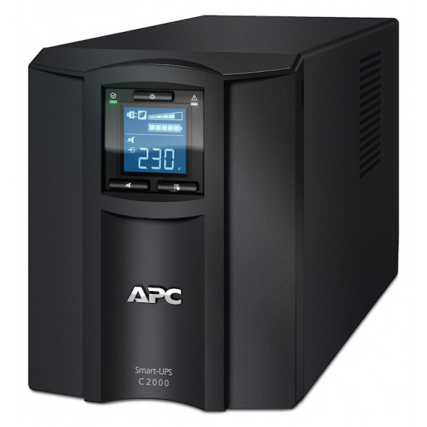 ИБП APC SMC2000I Smart-UPS C