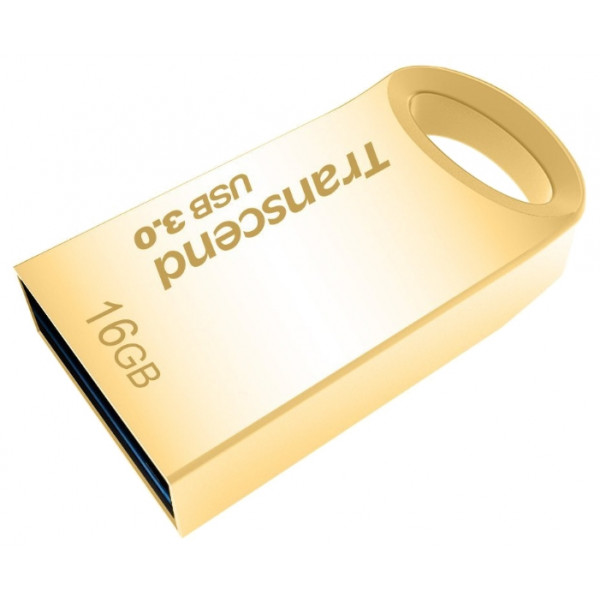 flash накопитель Transcend JetFlash 710G 16Gb золото 3.0