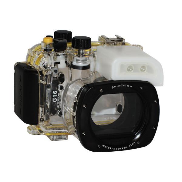Подводный бокс Meikon G16 для Canon G16