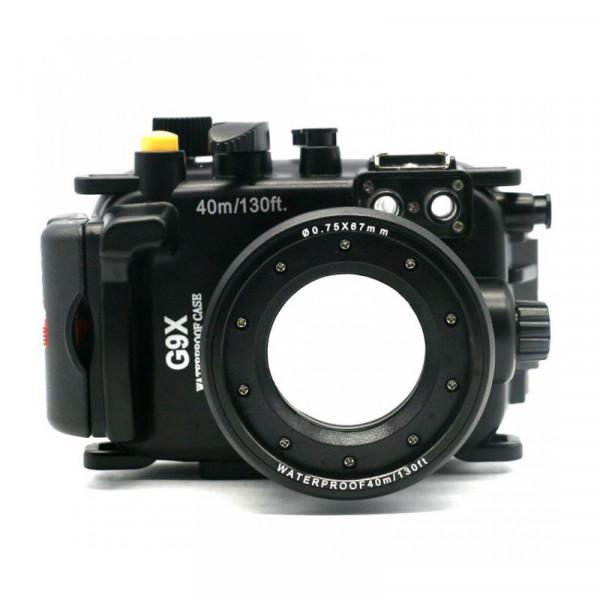 Подводный бокс Meikon G9x для Canon G9x