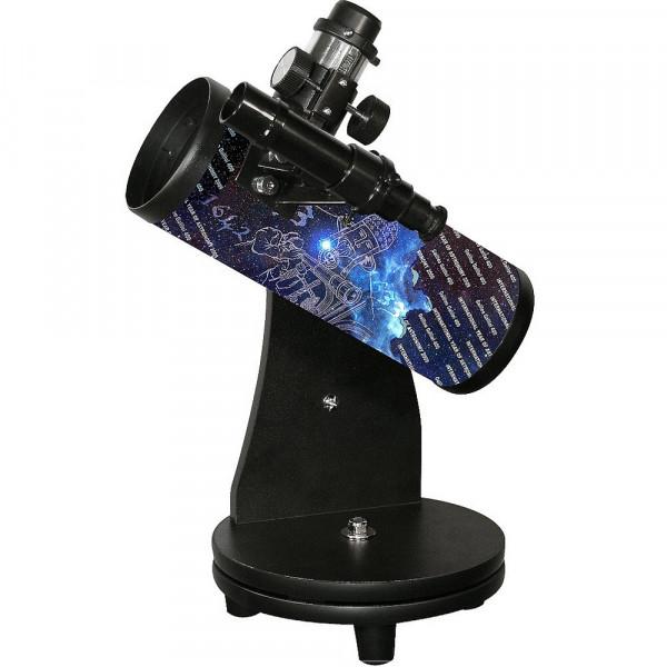 Телескоп Synta Sky-Watcher Dob 76/300 Heritage, настольный