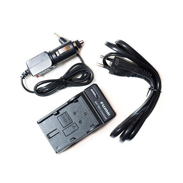 Зарядное устройство Fujimi UN 5 для BLC12 (Panasonic DMW-BLC12)