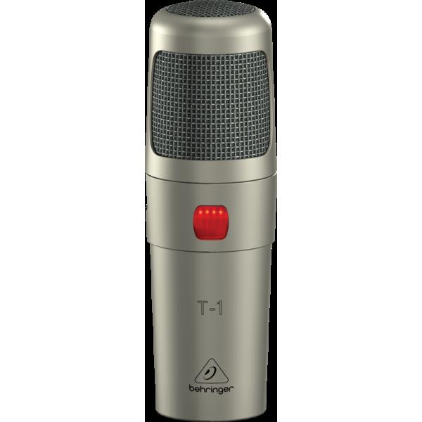 Ламповый студийный конденсаторный микрофон Behringer T-1 TUBE