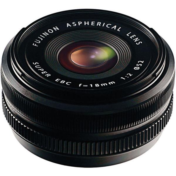 Объектив Fujifilm XF 18mm f/2 R (