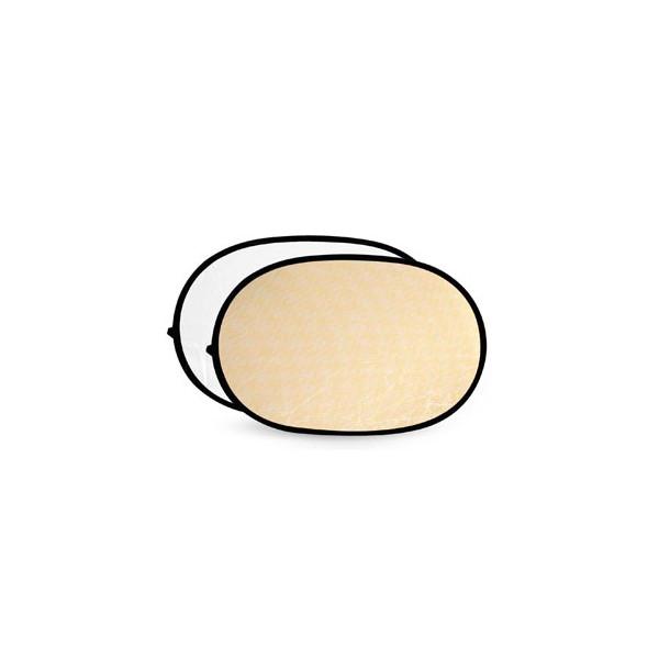 Отражатель Godox RFT-03 золотистый/белый 80x120 см