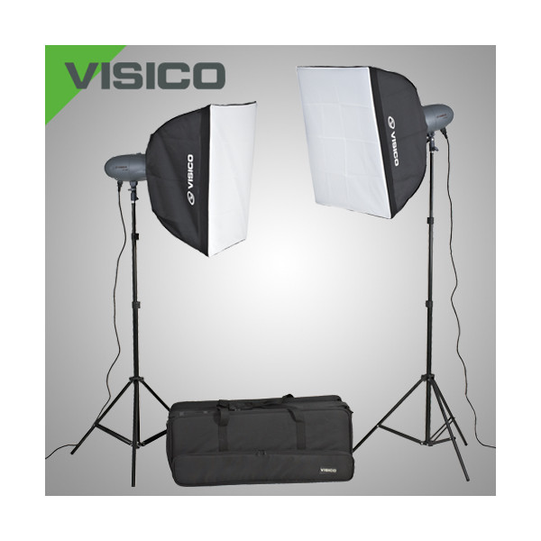 �������� ����������� ����� Visico VL Plus 300 Soft Box KIT