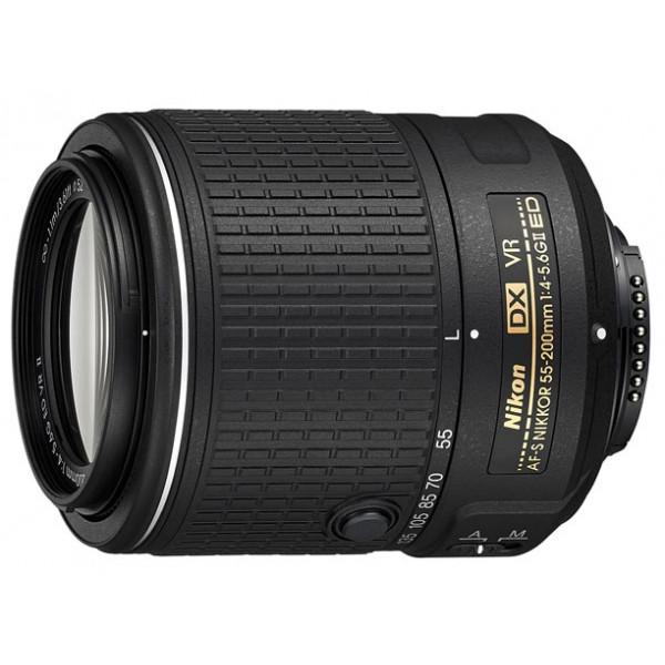Nikon 55-200mm f/4-5.6G AF-S DX ED VR II Nikkor (