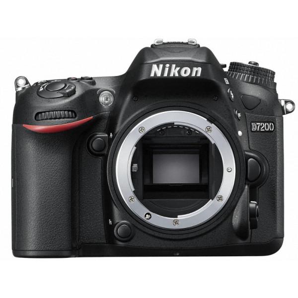 ���������� ����������� Nikon D7200 body