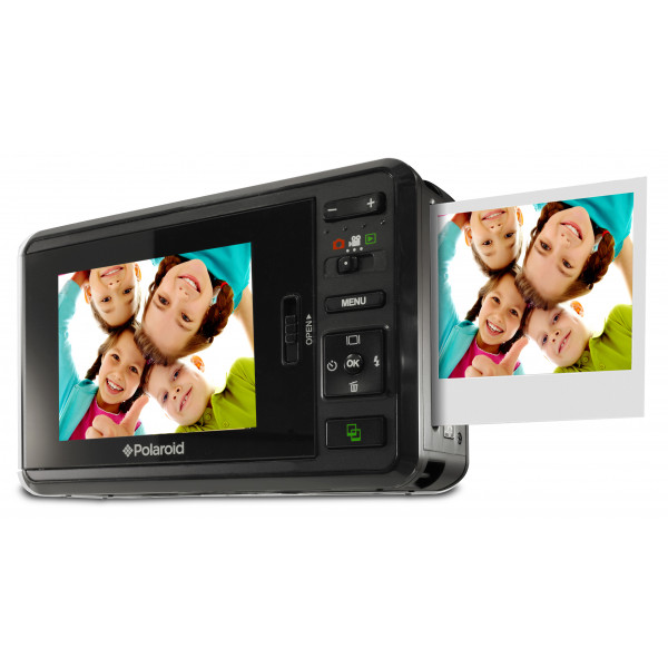 Моментальная фотокамера Polaroid Z2300 черная