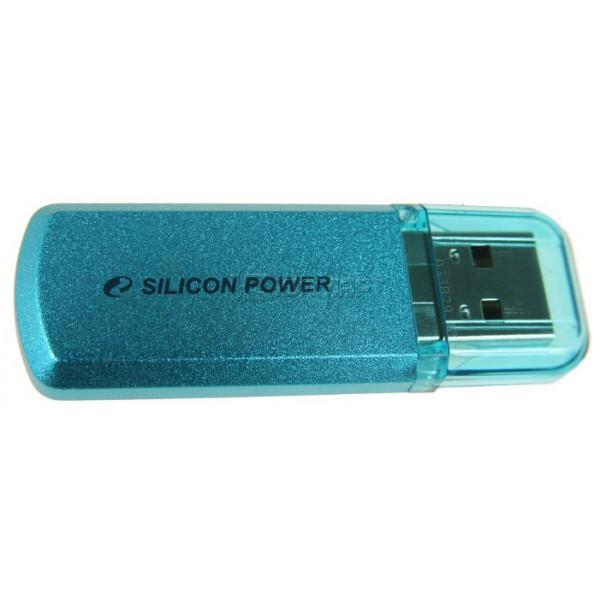 flash накопитель Silicon Power Helios 64GB 101 Blue