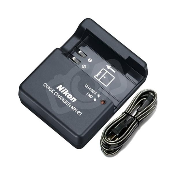 Зарядное устройство Nikon MH-23 для EN-EL9a/EN-EL9 (Nikon D5000/D3000)
