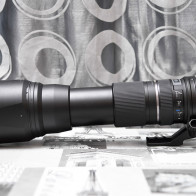 Обзор объектива Tamron SP 150-600mm F/5-6.3 Di VC USD