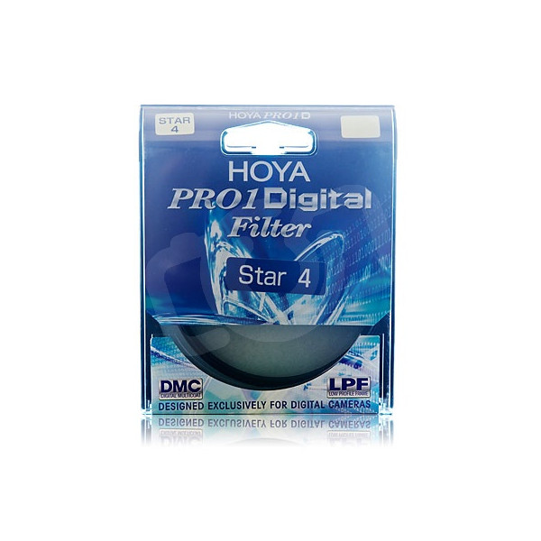 Звездный фильтр Hoya Cross Screen Star-4 PRO1D 62mm
