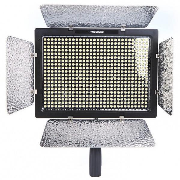 Накамерный свет светодиодный Yongnuo YN-600 L II LED 5500K