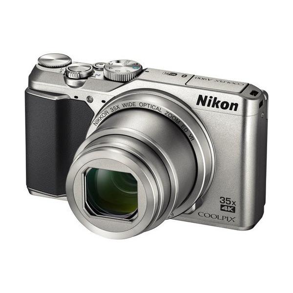 Цифровой фотоаппарат Nikon Coolpix A900, серебро