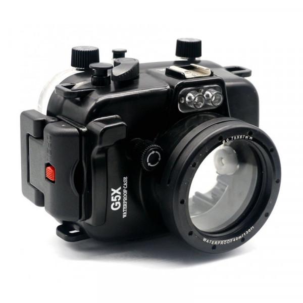 Подводный бокс Meikon G5x для Canon G5x