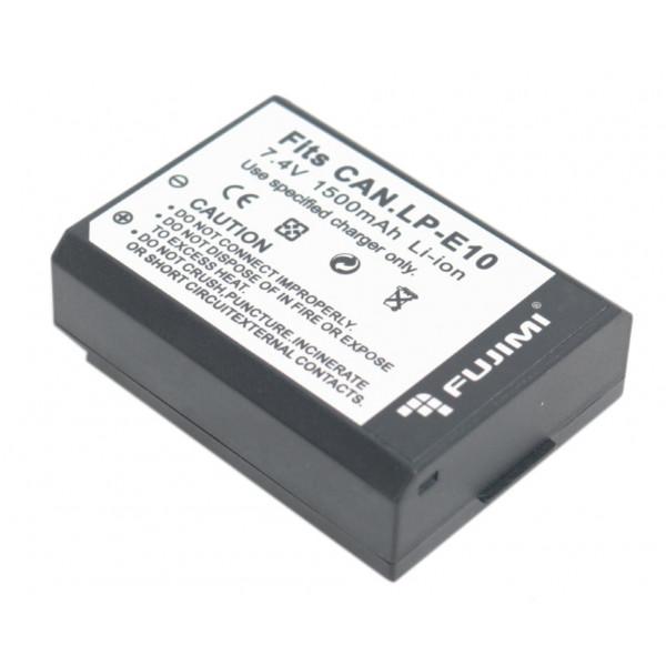 Аккумулятор Fujimi LP-E10 EOS 1100, 1200D