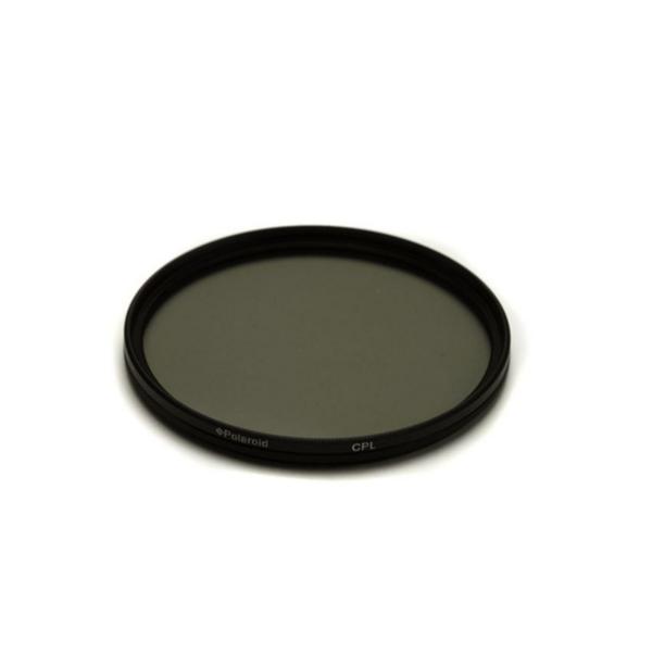 Поляризационный фильтр Polaroid комплект CPL 55mm + Neutral Density ND6 55mm