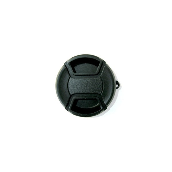 Крышка для объектива Fujimi 58mm с держаталем