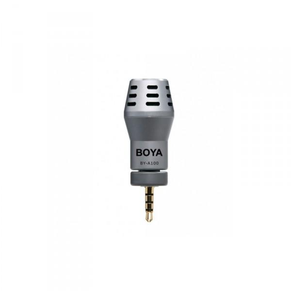 Микрофон Boya BY-A100 для iPhone, iPad