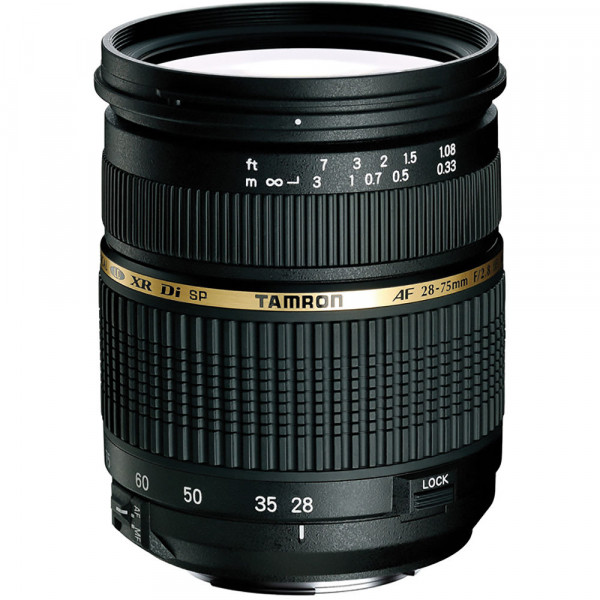 Tamron SP AF 28-75mm F/2.8 XR Di LD Aspherical (IF) Macro Nikon F