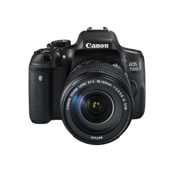 Зеркальный фотоаппарат Canon EOS 750D kit 18-55 IS STM