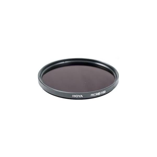 Нейтрально серый фильтр Hoya ND100 PRO 52mm