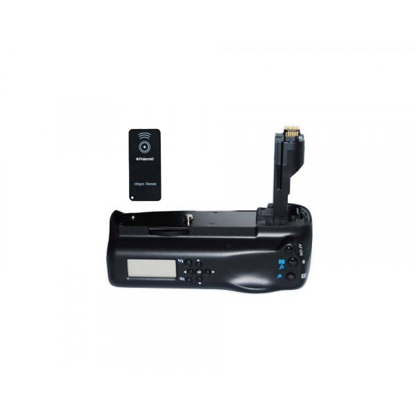 ���������� ���� Polaroid BG-E7 ��� Canon 7D � LCD �������