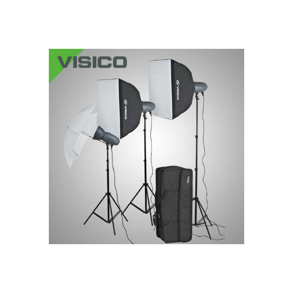 Комплект импульсного света Visico VL Plus 300 Novel KIT