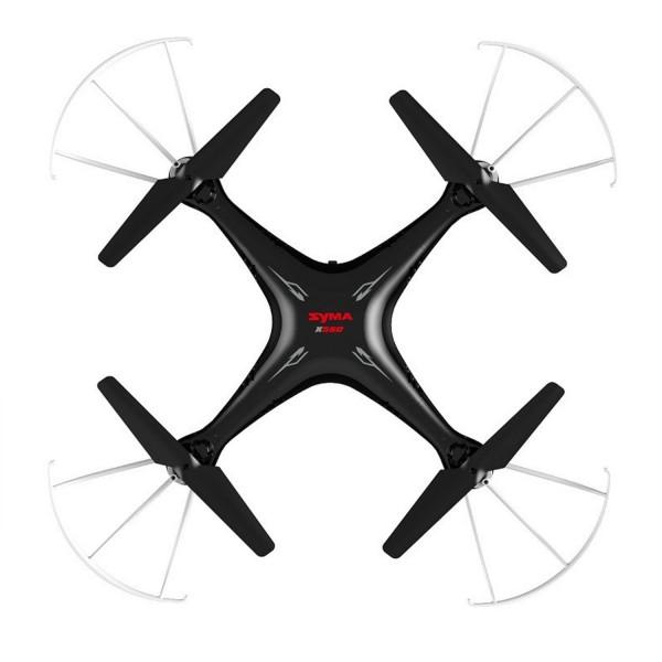 Квадрокоптер Syma X5SC с видеокамерой, черный