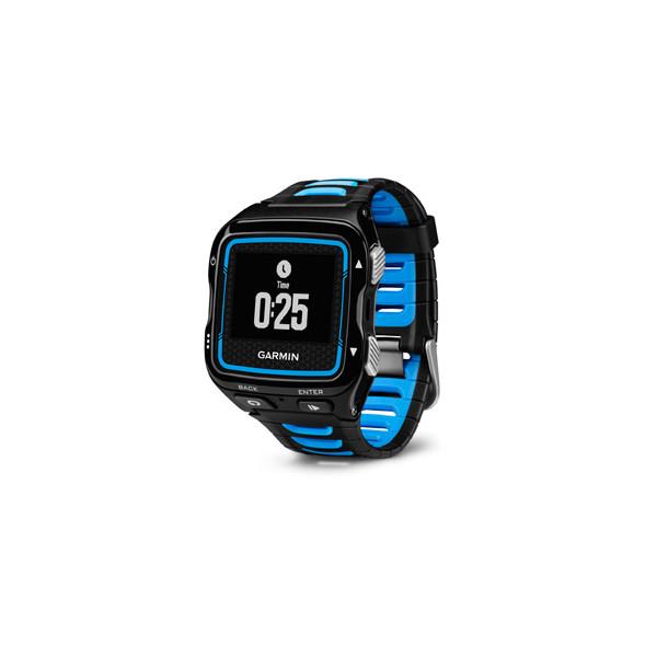Умные часы Garmin Forerunner 920XT, черные с синим