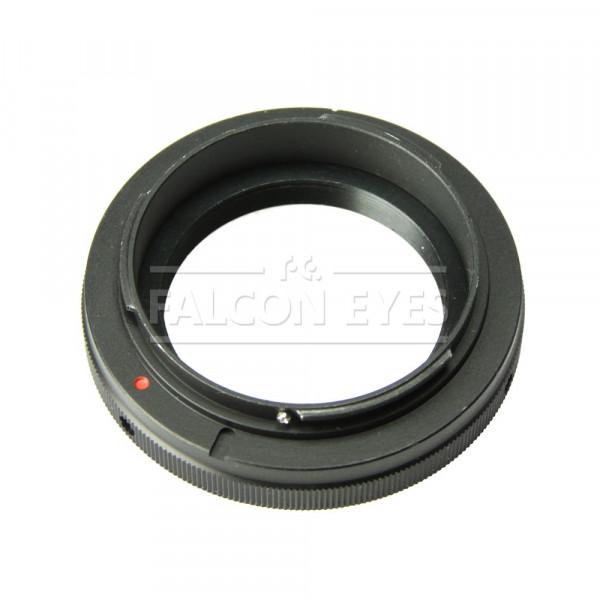Кольцо переходное Falcon Eyes T2 на Canon EOS