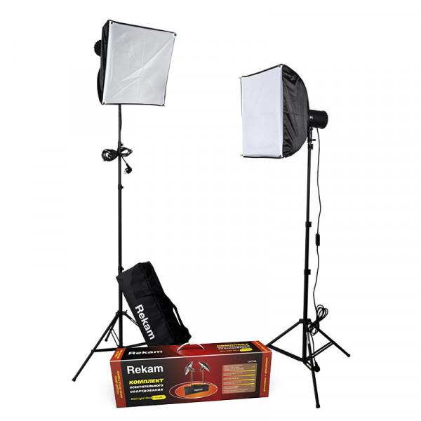 Комплект импульсного света Rekam Mini-Light Ultra M-250 SB Kit
