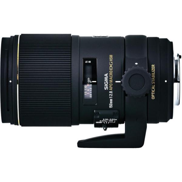 Sigma AF 150mm f/2.8 EX DG OS HSM APO Macro Nikon F