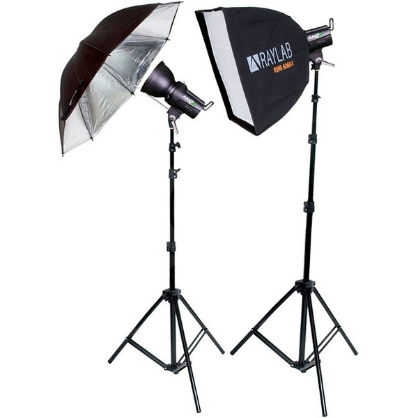 Комплект импульсного света Raylab Axio2 150 Classic Kit