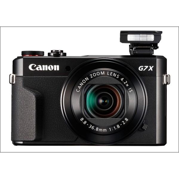 Цифровой фотоаппарат Canon PowerShot G7 X Mark II