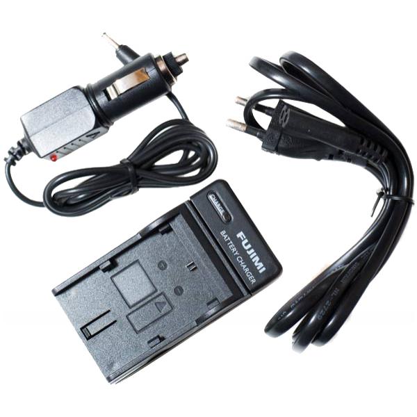 Зарядное устройство Fujimi UN 5 для EN-EL15 (Nikon D600, D800, D7000, D7100, V1)