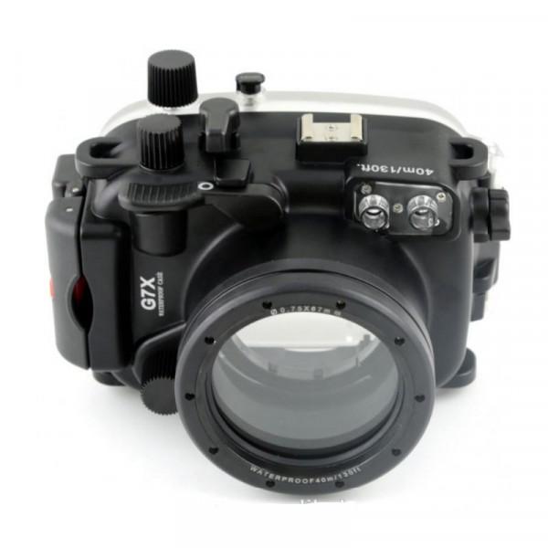 Подводный бокс Meikon G7x для Canon G7x