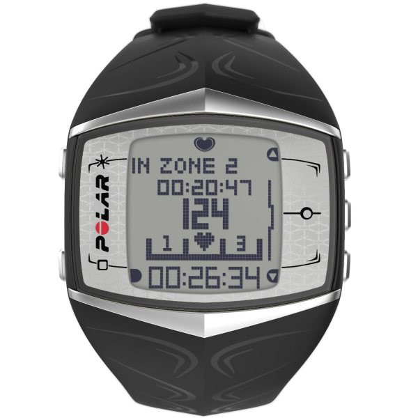 Спортивные часы Polar FT60F, черные