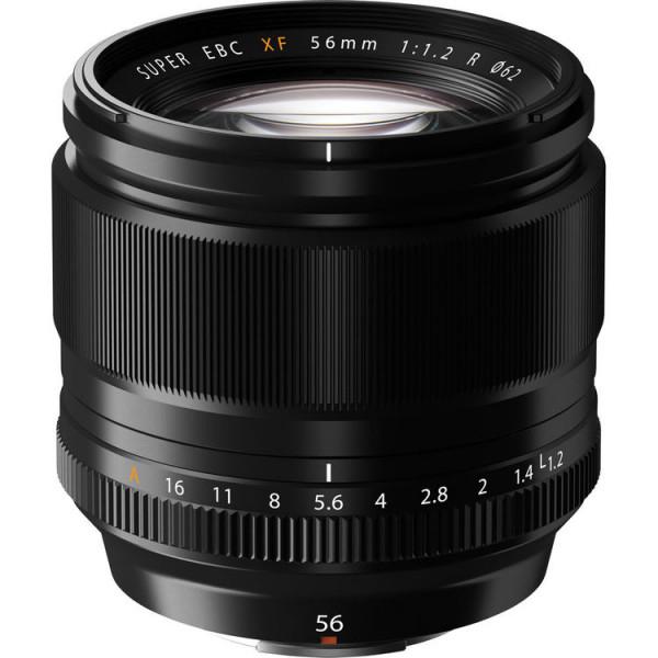 Объектив Fujifilm XF 56mm f/1.2 R (