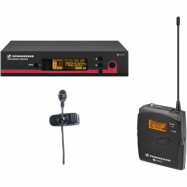 Беспроводная радиосистема Sennheiser EW 122 G3-B-X
